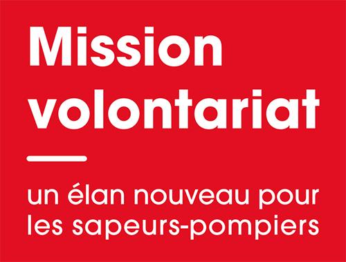 Mission volontariat sapeurs-pompiers 2017