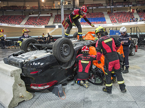 Au « World Rescue Challenge », se comparer pour progresser