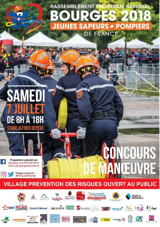 RTN JSP 2018 - pompiers