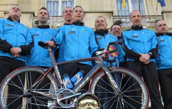Laurent Bassi, projet vélo