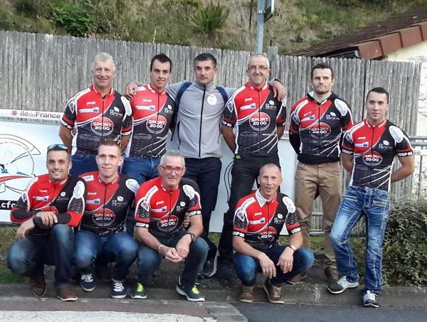 Cyclistes sapeurs-pompiers de Vienne