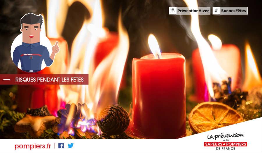 Visuel prévention Fêtes 2017 - SauveQuiVeut.fr
