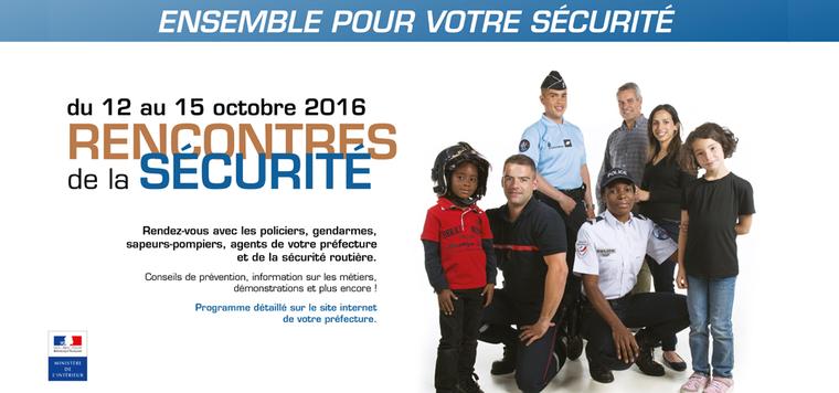 rencontres de la sécurité 2016