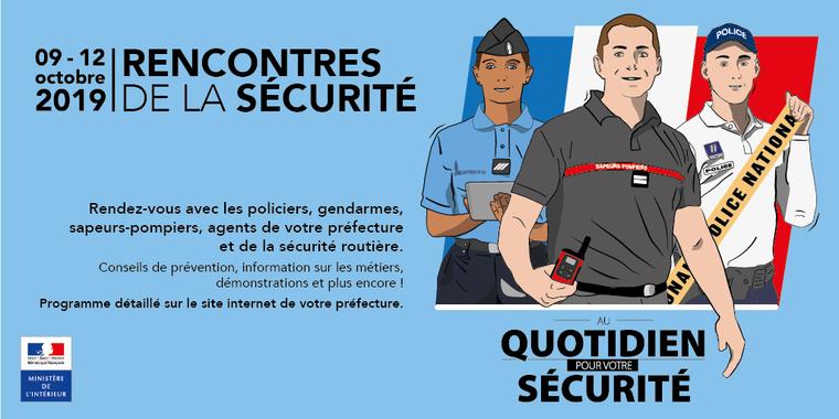 Rencontres de la sécurité 2019