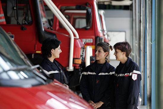 Rencontres pompier féminin