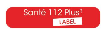 Santé 112 Plus R Label