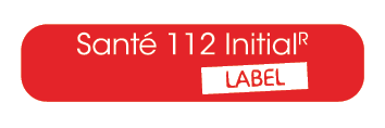 Santé 112 Initial R Label