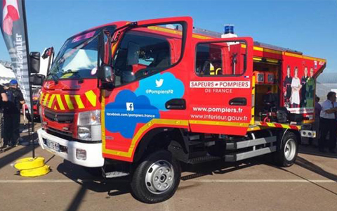 Sapeur-pompier + volontaire = moi aussi !