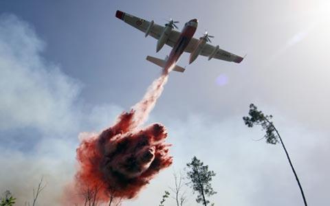 VIGNETTE - Avion bombardier d'eau tracker - Sécurité civile - Olivier Rigaud - 480x300px