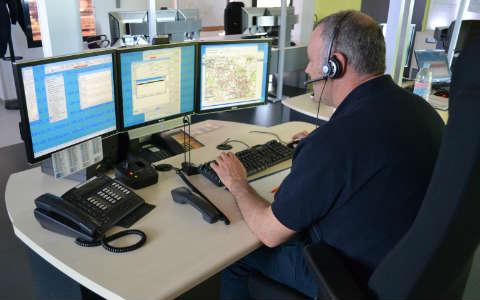 VIGNETTE - Appels d'urgence CTA Codis Pompiers