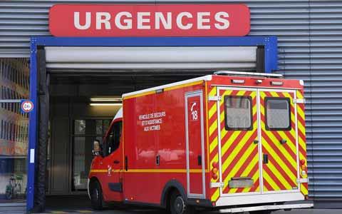 VIGNETTE - VSAV entre aux Urgences