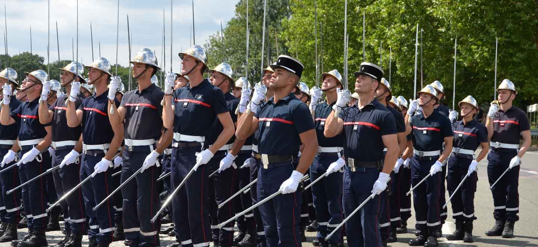 École nationale des officiers de sapeurs-pompiers