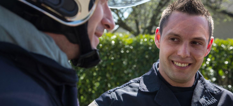 Entreprise : un sapeur-pompier volontaire dans vos effectifs... plus qu'un atout sécurité, une plus-value !