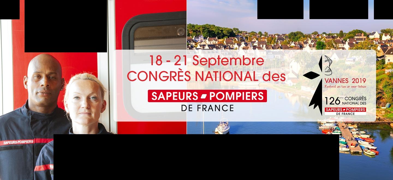 La MNSPF au Congrès national des sapeurs-pompiers de France