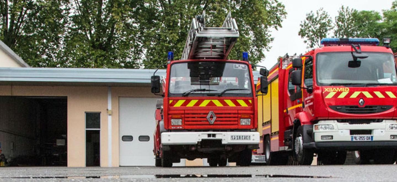 Site de rencontre des pompiers