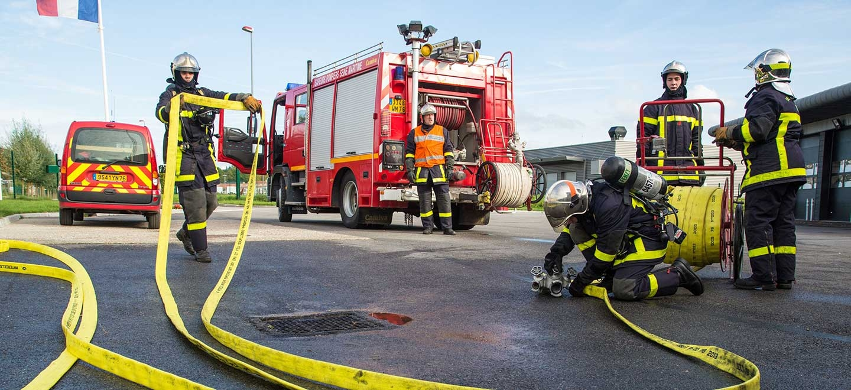 Nouveau site des sapeurs-pompiers de France !