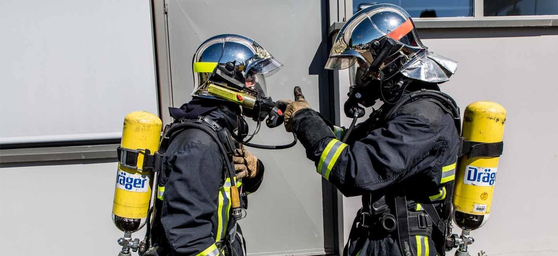 Mission volontariat : Lors de son allocution en fin de congrès national des sapeurs-pompiers le samedi 28 septembre 2018, Gérard