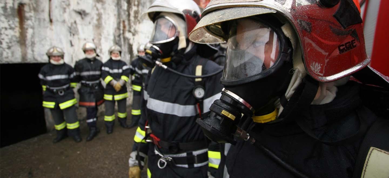 Volontariat sapeur-pompier