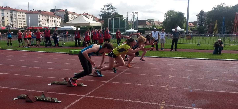 Finale nationale du parcours sportif des sapeurs-pompiers et des épreuves athlétiques