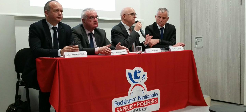 Conférence de presse FNSPF - 32 propositions Présidentielle2017