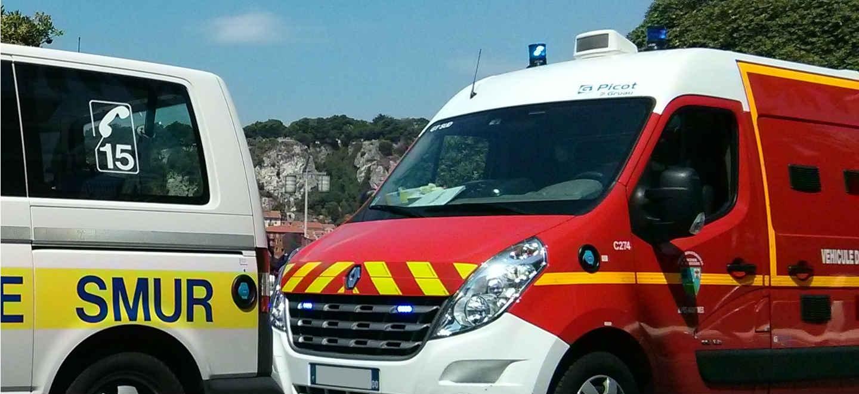Sapeurs-pompiers de France face au Coronavirus