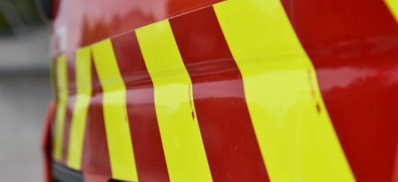 SLIDER - Véhicule d'intervention des sapeurs-pompiers