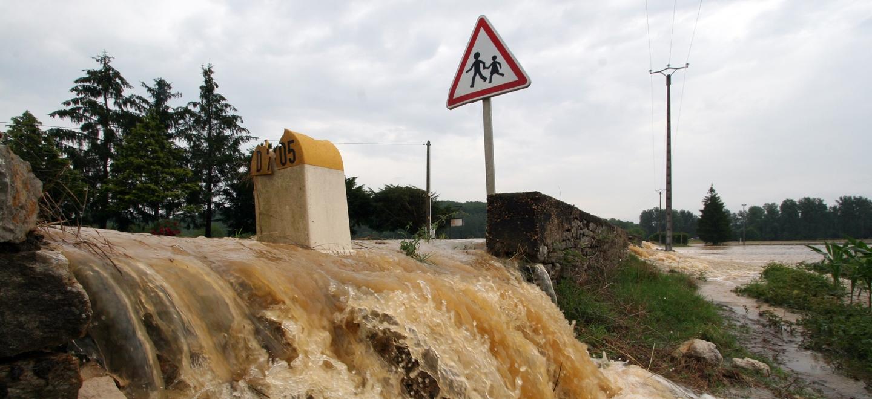 Préventions : risques liés aux inondations