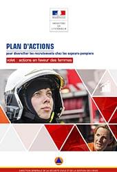 Plan actions femmes pompiers