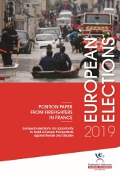 European elections 2019 : position paper from firefighters in France