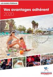 Les guides fédéraux - Vos avantages adhérent 2020