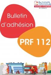 BA PRF 112 Label