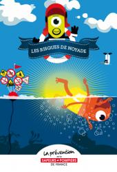 Prévention Dépliant Zzzoups - Les risques de noyade