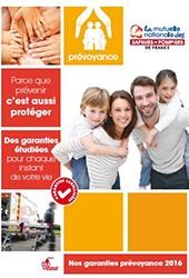Catalogue prévoyance MNSPF