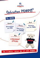 Pompy : retour sur l'année 2016