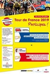 Tour de France 2019 - Appel à candidatures