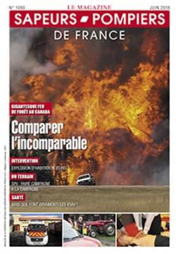 sapeurs-pompiers magazine