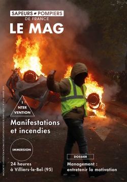 Sapeurs-pompiers de France LE MAG N° 1118