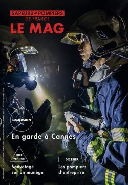 Sapeurs-pompiers Magazine N°1119