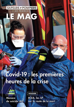 Couverture N°1132 Avril