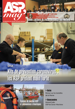 Couverture N°33 Avril 2020
