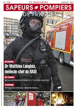 Dr Matthieu Langlois medecin-chef du Raid n°1096