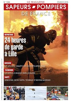 [1086] Magazine Sapeurs-pompiers de France