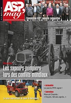 Ancien Sapeurs-Pompiers N° 21