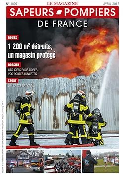 magazine Sapeurs-Pompiers de France