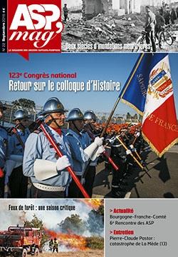 Anciens Pompiers magazine