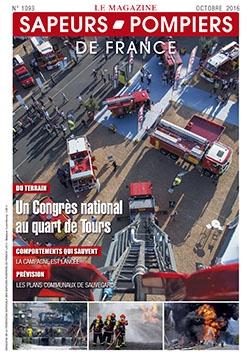 Pompiers magazine