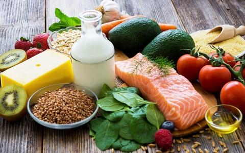 Nutrition plaisir et santé