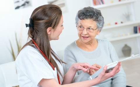 Check up santé senior
