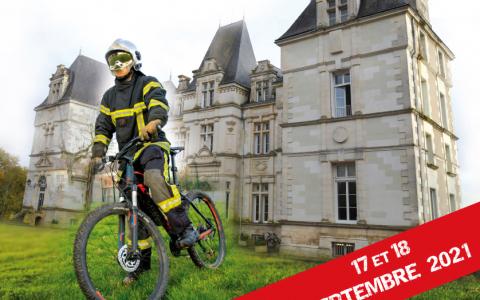 VTT : Championnat de France 2021 des sapeurs-pompiers