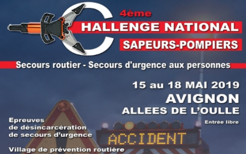Challenge national SR - SUAP 2019